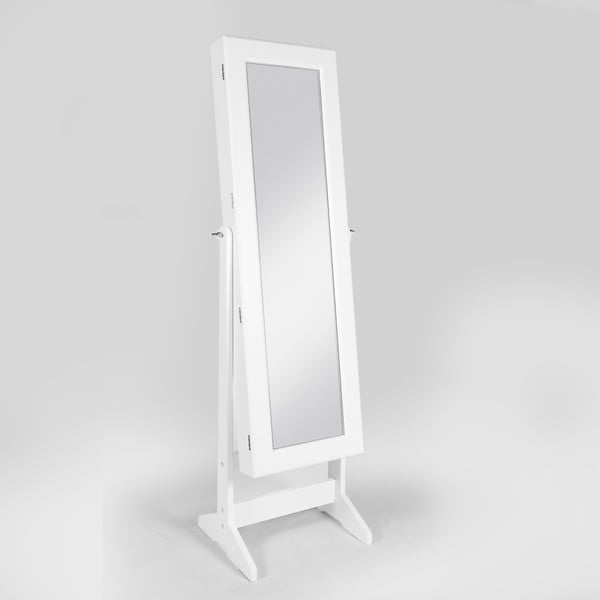Zrcadlo se šperkovnicí Joyero, 146x37x41 cm