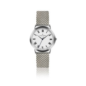 Pánské hodinky s páskem z nerezové oceli ve stříbrné barvě Frederic Graff Weisshorn