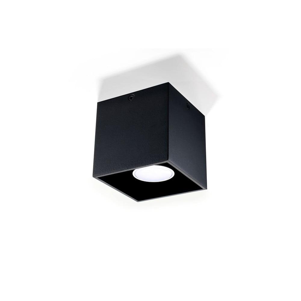 Černé stropní světlo Nice Lamps Geo 1
