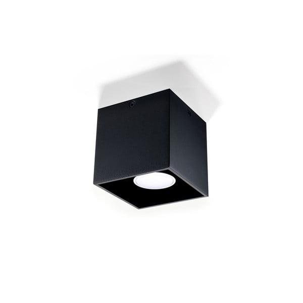 Čierne stropné svetlo Nice Lamps Geo