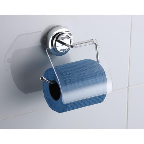 Suport pentru hârtie igienică cu montare fără găurire ZOSO Tissue