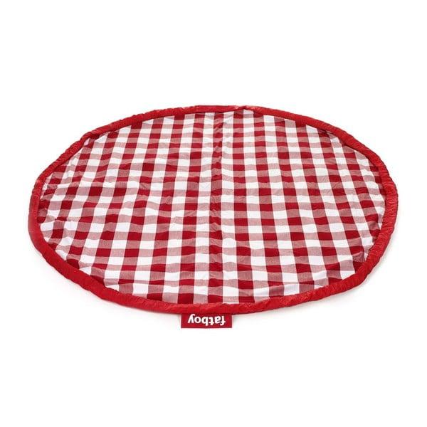 Pikniková deka Knapsack, červený