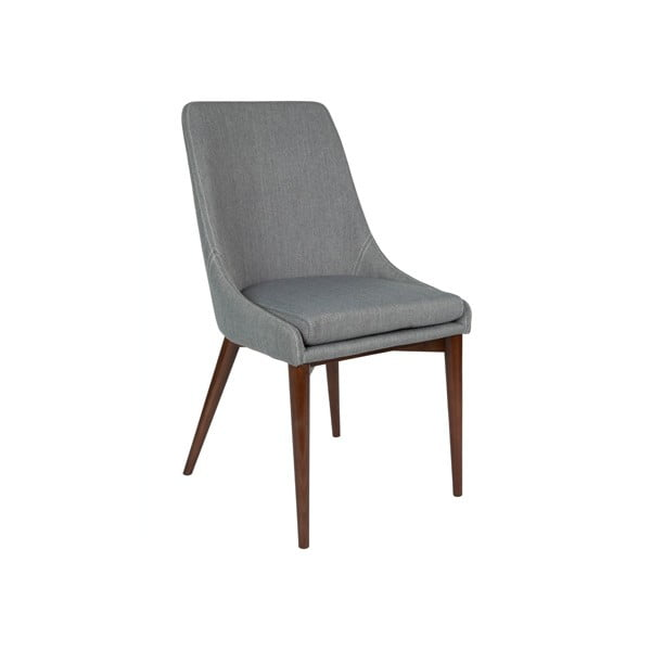 Šedá židle Dutchbone Juju