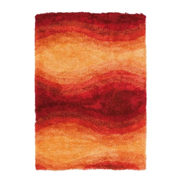Koberec Bakero Oscar Orange Red, 140x200 cm