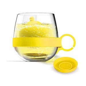 Hrnek Tea Ball, žlutý