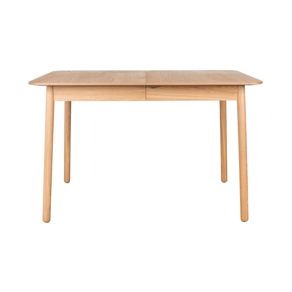 Rozkládací jídelní stůl Zuiver Glimps, 120 x 80 cm