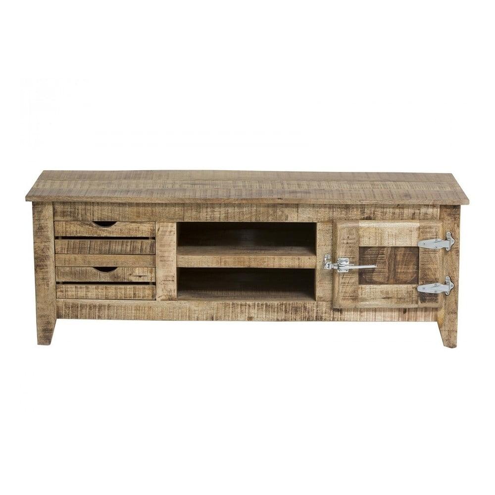 Televizní stolek z mangového dřeva SOB Mannheim