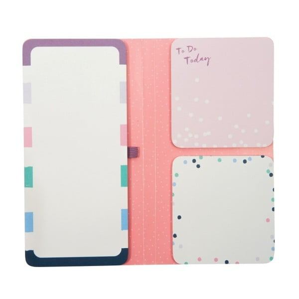 Set post-it-uri pentru notițe Busy B Multi Pad