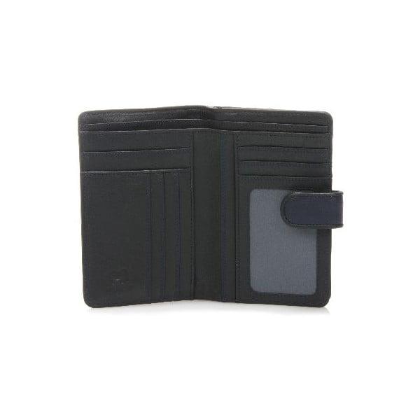 Peněženka Large Flapover Dark