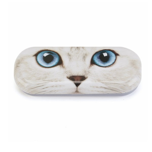 Obal na brýle Silver Kitty