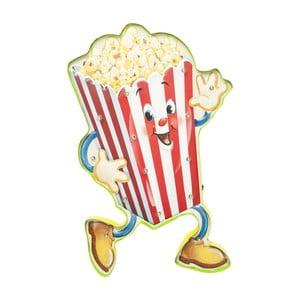 Nástěnné LED svítidlo s motivem popcornu Kare Design Pop Corn