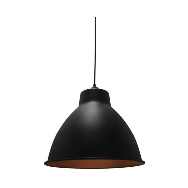 Dome fekete függőlámpa - LABEL51