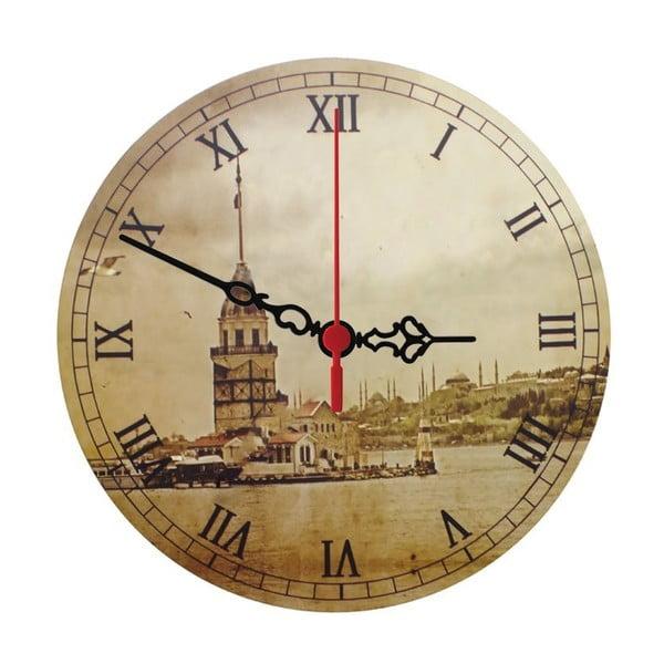 Nástěnné hodiny Marina, 30 cm