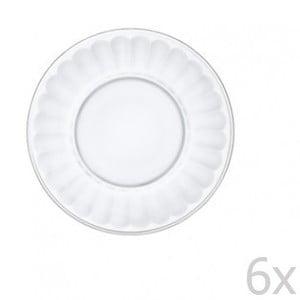 Sada 6 talířů Périgord, 14.6 cm