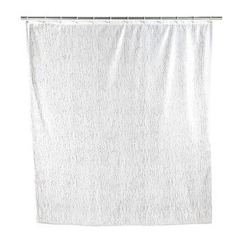 Perdea duș Wenko Deluxe, alb imagine