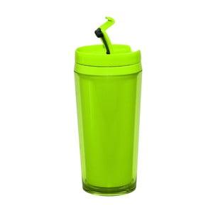 Lahev na teplé nápoje Zak 450 ml, zelená