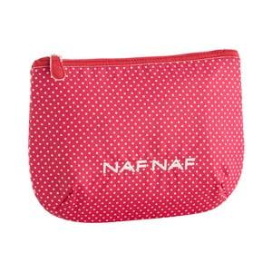 Červená taštička Naf Naf Vichy