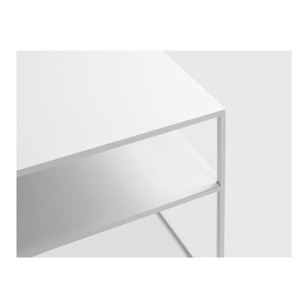 Măsuță de cafea Custom Form Tensio, 100 x 60 cm, alb