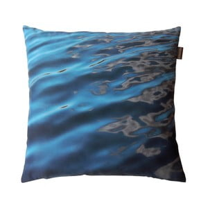 Polštář s výplní Voda, 50x50 cm