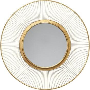 Oglindă de perete Kare Design un Storm, Ø 93 cm de la Kare Design