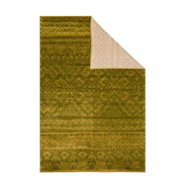 Koberec Amina Area 121x182 cm, zelený