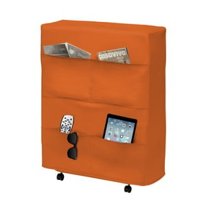 Oranžová skládací postel 13Casa Brenda