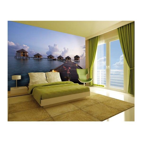 Tapeta Dream Houses, 315x232 cm