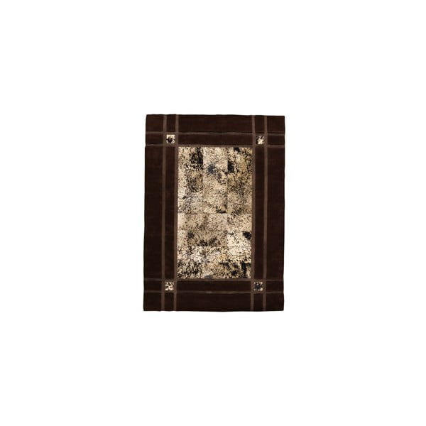 Koberec Leon Brown, 170x240 cm