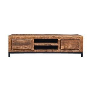 TV stolek z mangového dřeva LABEL51 Gent