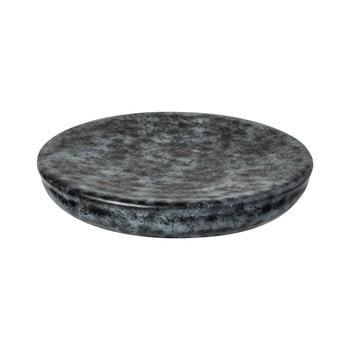 Platou din gresie ceramică Costa Nova Roda Mimas, ⌀ 16 cm, gri poza