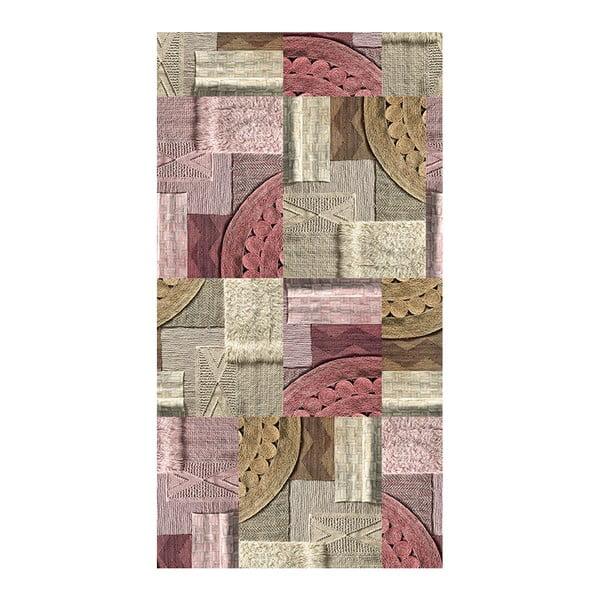 Wytrzymały dywan Vitaus Rachel,80x170cm