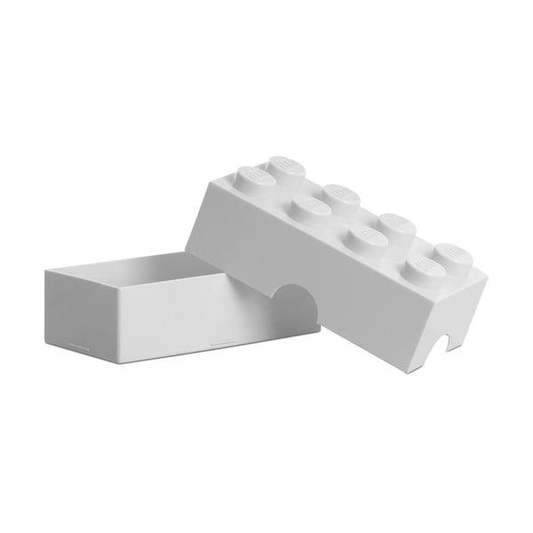 Bílý svačinový box LEGO®