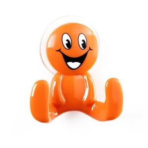 Oranžový háček ve tvaru panáčkaUnimasa Happy