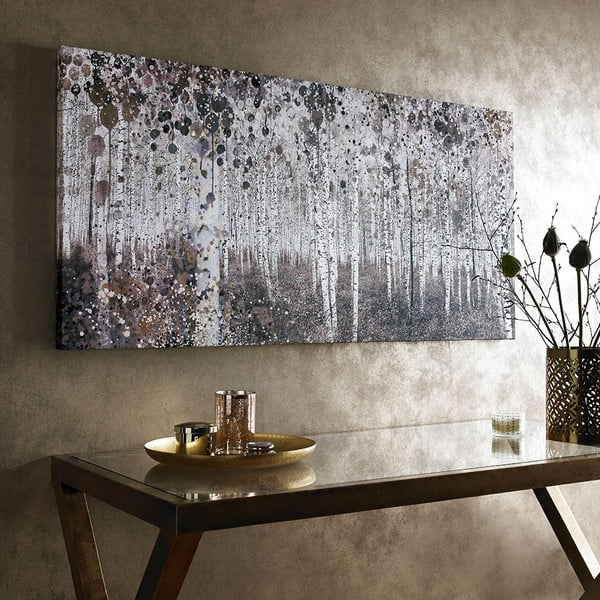 Tablou Graham & Brown Watercolour Wood, 120 x 60 cm