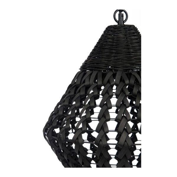 Stropní světlo Geometric Black, 35x35x122 cm