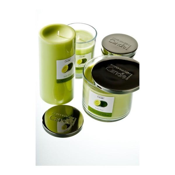 Aroma svíčka Copenhagen Candles  Fig & Herb, doba hoření 40 hodin
