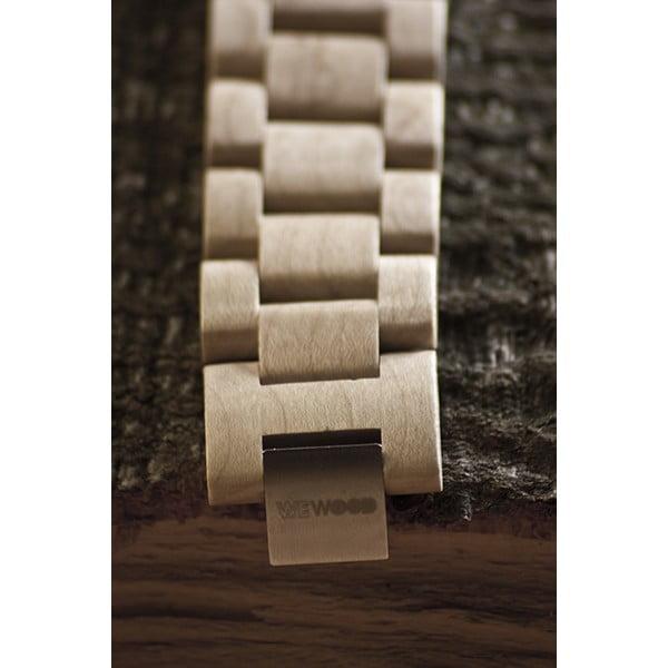 Dřevěné hodinky Metis Beige