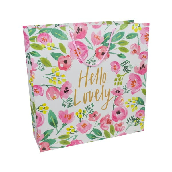 Sada 3 dárkových tašek Tri-Coastal Design Lovely Blooms