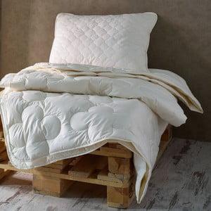 Polštář s vlněnou náplní Marie Claire, 50x70 cm