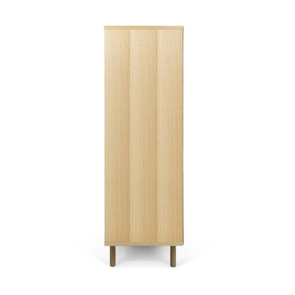 Bílá skříň TemaHome Dann Cupboard Oak