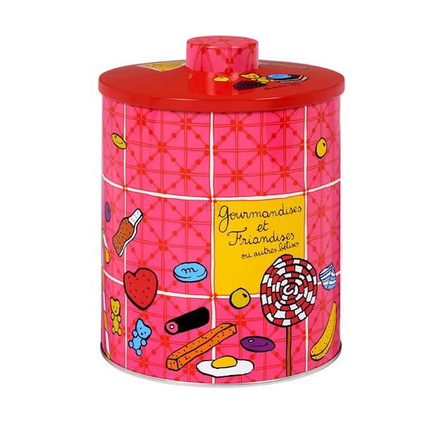 Dóza Bonbons Gourmandise, rose