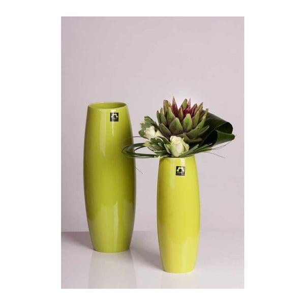 Váza Doubs Zelená, velká