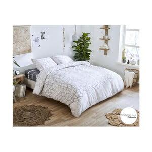 Bavlněné povlečení na jednolůžko Sleeptime Scandy, 140 x 220 cm
