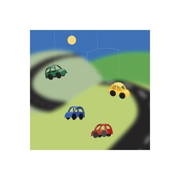 Závěsná mobilní dekorace Automobile