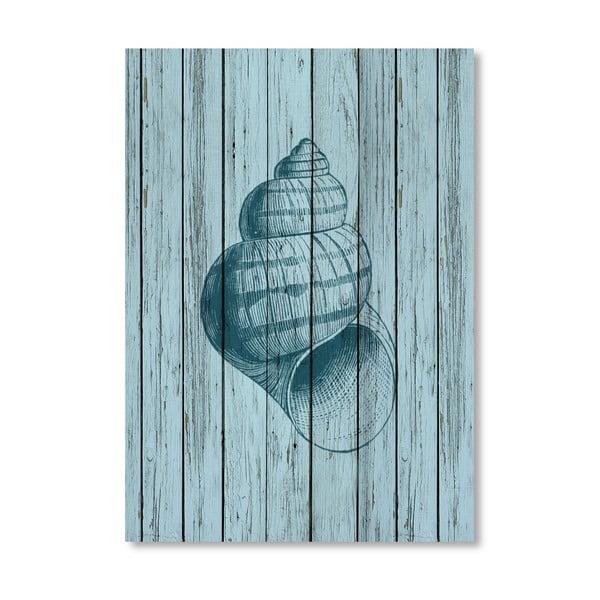 Plakát Wood Shell