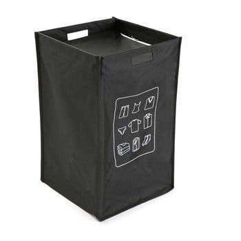 Coș de rufe Versa Ropa, negru imagine