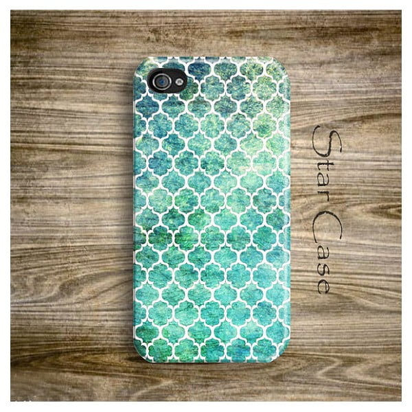Obal na iPhone 5/5S Ocean Moroccan