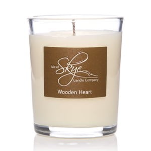 Lumânare cu aromă de cedru, arbore de ceai și portocală Skye Candles Container, timp de ardere 12 ore