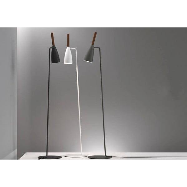 Stojací lampa Pure, černá