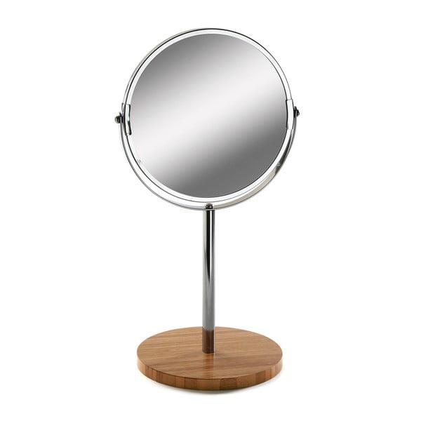 Zrcadlo na podstavci Versa Bamboo